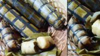 Kue Segumpal Lampung