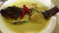gulai taboh kuliner tradisional khas Lampung