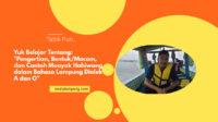 Pengertian, Bentuk Macam, dan Contoh Muayak Hahiwang dalam Bahasa Lampung Dialek A dan O